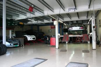 Van Sten Auto branche